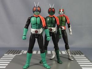 S.H.フィギュアーツ 仮面ライダー旧1号016