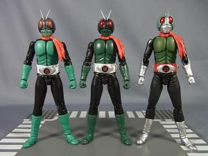 S.H.フィギュアーツ 仮面ライダー旧1号017