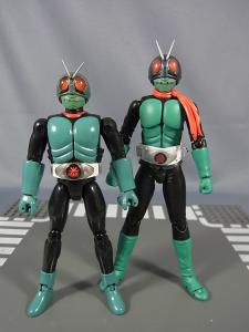 S.H.フィギュアーツ 仮面ライダー旧1号019