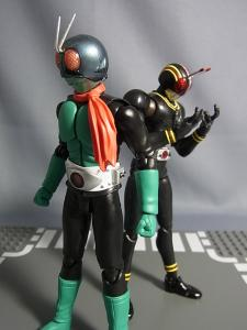 S.H.フィギュアーツ 仮面ライダー旧1号022
