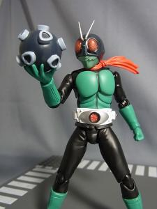S.H.フィギュアーツ 仮面ライダー旧1号037