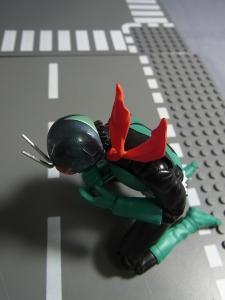 S.H.フィギュアーツ 仮面ライダー旧1号047