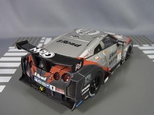 トランスフォーマーGT GT-03 GT-Rメガトロン009