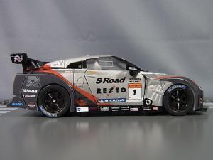 トランスフォーマーGT GT-03 GT-Rメガトロン010