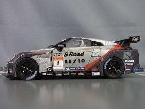 トランスフォーマーGT GT-03 GT-Rメガトロン011