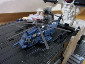 TF Generations Titan Class Metroplex シールレス スクランブルシティ 移動要塞006