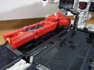 TF Generations Titan Class Metroplex シールレス スクランブルシティ 移動要塞008