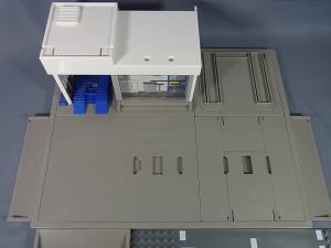 ダイヤロボ DR-2001 ENEOS ガソリン 変形指令基地008