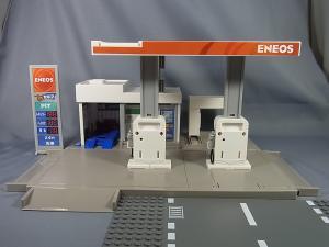 ダイヤロボ DR-2001 ENEOS ガソリン 変形指令基地009