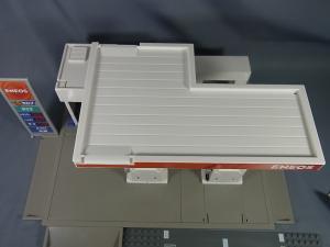 ダイヤロボ DR-2001 ENEOS ガソリン 変形指令基地010