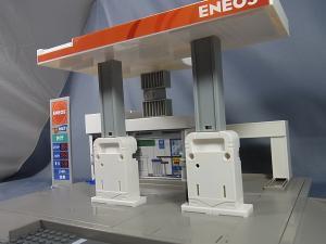 ダイヤロボ DR-2001 ENEOS ガソリン 変形指令基地011