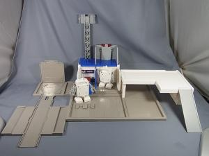 ダイヤロボ DR-2001 ENEOS ガソリン 変形指令基地013