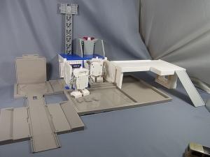 ダイヤロボ DR-2001 ENEOS ガソリン 変形指令基地014