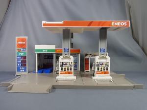 ダイヤロボ DR-2001 ENEOS ガソリン 変形指令基地016
