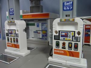 ダイヤロボ DR-2001 ENEOS ガソリン 変形指令基地018