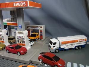 ダイヤロボ DR-2001 ENEOS ガソリン 変形指令基地029
