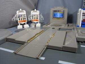 ダイヤロボ DR-2001 ENEOS ガソリン 変形指令基地032