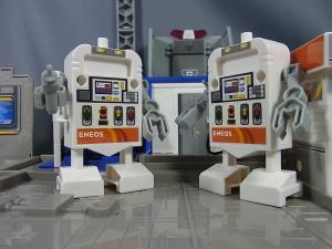 ダイヤロボ DR-2001 ENEOS ガソリン 変形指令基地037