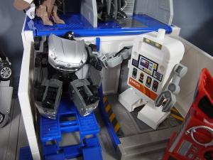 ダイヤロボ DR-2001 ENEOS ガソリン 変形指令基地043