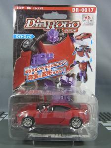 ダイヤロボ トヨタ86 DR-0017 エイトロック:DR-0018 スポーツエイト:DR-0019 オクトヘクス018