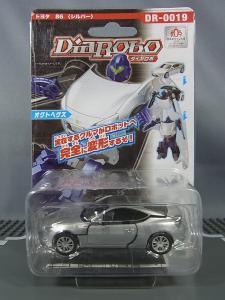 ダイヤロボ トヨタ86 DR-0017 エイトロック:DR-0018 スポーツエイト:DR-0019 オクトヘクス020