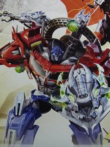 TF PRIME BEAST HUNTERS Ultimate Class BEAST HUNTER OPTIMUS PRIME003