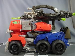TF PRIME BEAST HUNTERS Ultimate Class BEAST HUNTER OPTIMUS PRIME036