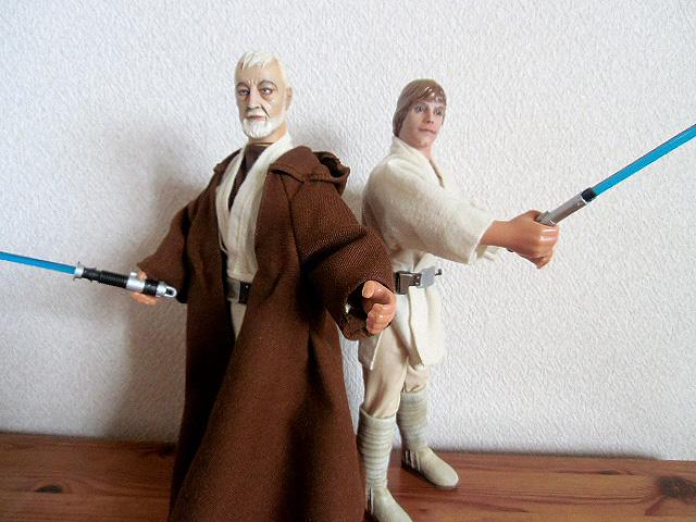 二人の騎士