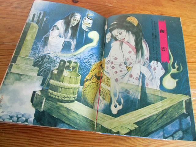 幽霊のページ