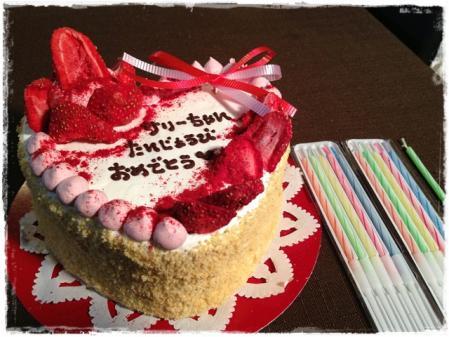 サリーズケーキ♪