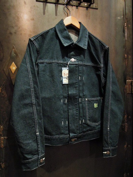 Delinquent Bros Denim JKT (1)