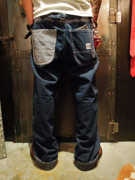 HIPBONE×EVILACT Multi Pocket Painter Pants (2)