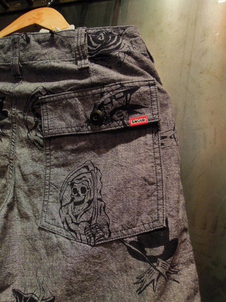 SNOID Speedball Baker Shorts (1)