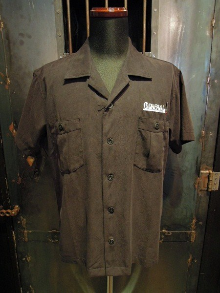 STORM BECKER SWINDLER MAGIC Open Collar Shirts  (1)
