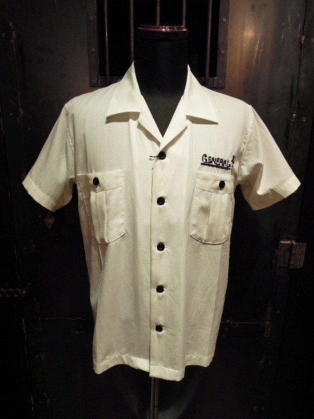 STORM BECKER SWINDLER MAGIC Open Collar Shirts (11)