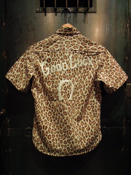 O.C Style GOOD LUCK LEOPARD SHIRTS (3)