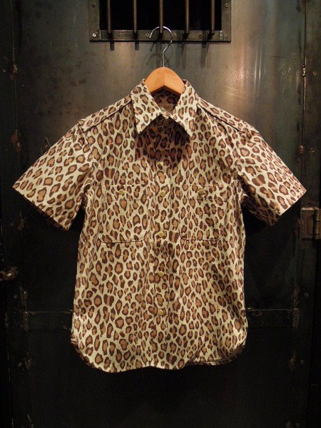 O.C Style GOOD LUCK LEOPARD SHIRTS (1)