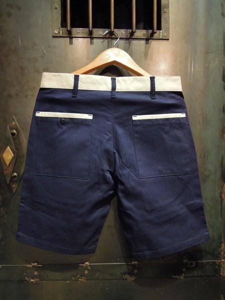 O.C Style GOOD LUCK 2TONE SHORTS (9)