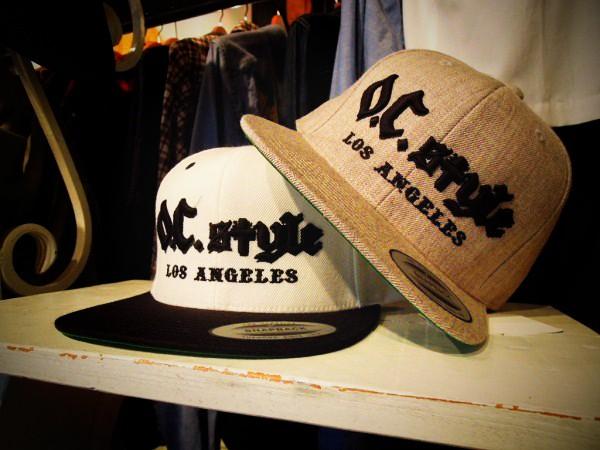 O.C Style LOS ANGELES CAP