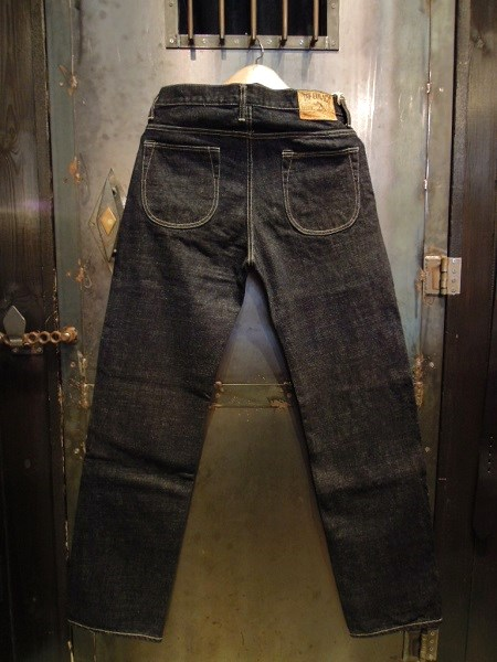 EVILACT 5POCKET DENIM PANTS(WIDE) (4)