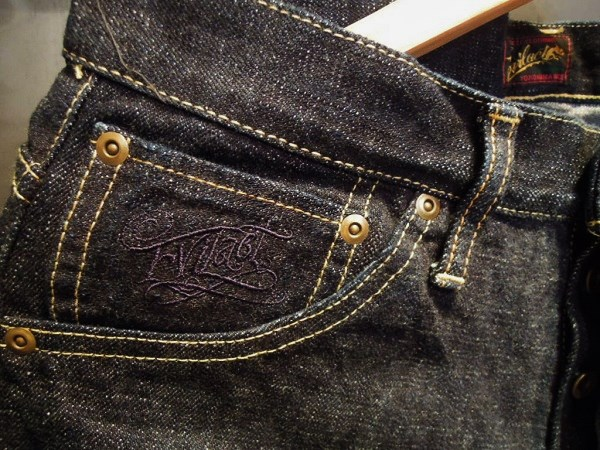 EVILACT 5POCKET DENIM PANTS(WIDE) (3)