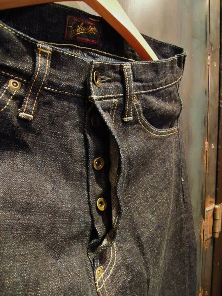 EVILACT 5POCKET DENIM PANTS(WIDE) (2)