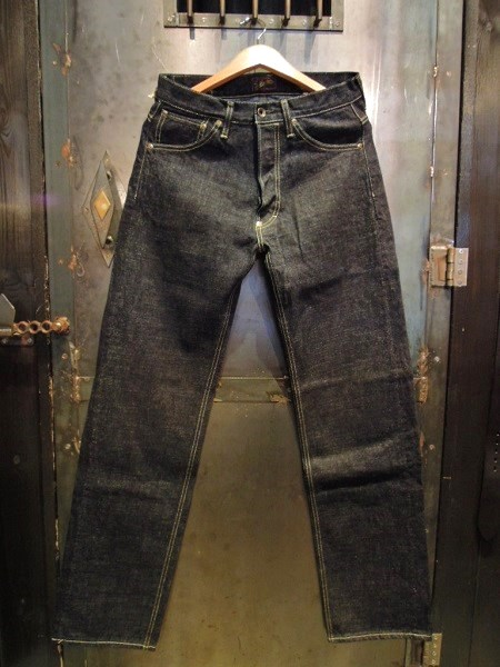 EVILACT 5POCKET DENIM PANTS(WIDE) (1)