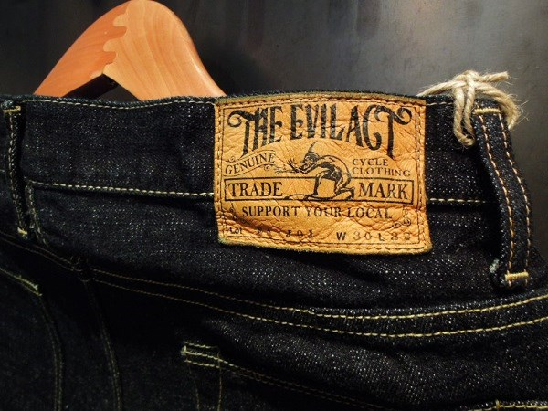 EVILACT 5POCKET DENIM PANTS(WIDE) (5)