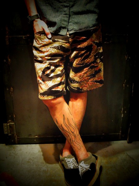 TOPAZ USMC SHORT PANTS (2)