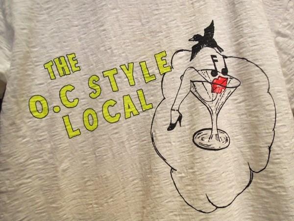 O.C Style LOCAL TEE (3)