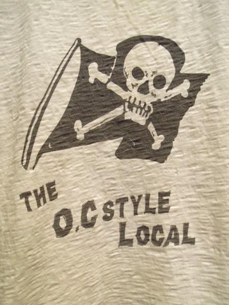 O.C Style SKULL FLAG TEE (2)