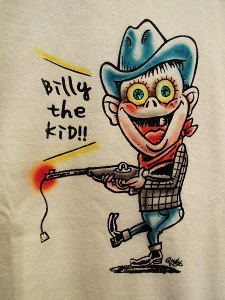 RM Billy the kid (2)
