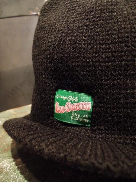 BAD QUENTIN KNIT CAP (7)