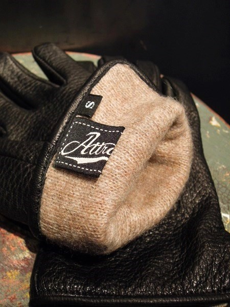 Attractions DEER SKIN TOWN GLOVES